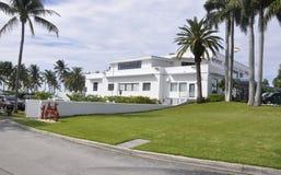Miami FL, am 9. August: CityHall-Gebäude von Miami in Florida USA stockfoto