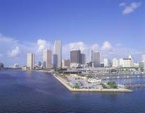 Miami, FL skyline Stock Image
