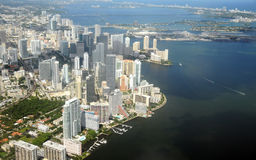 Miami, Florida Royalty Free Stock Photos