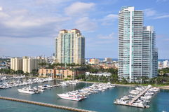 Miami in Florida Stock Photo