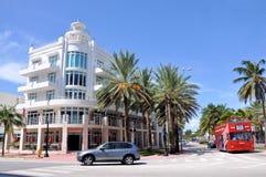 Miami Florida Fotografering för Bildbyråer