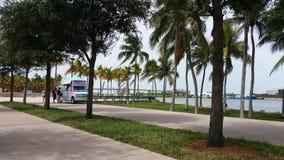 Miami Florida Fotografia Stock Libera da Diritti
