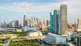 Miami Florida de V.S. stock video