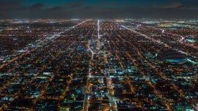 MIAMI, FLORIDA, DE V.S. - JANUARI 2019: Lucht de meningsvlucht van het hommelpanorama over Miami Overtown en Weinig Havana stock videobeelden