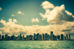 Miami Florida Royalty Free Stock Images