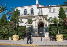 MIAMI - FLORIDA - USA - CIRCA APRIL 2009: Versace mansion. In 19 Stock Photography