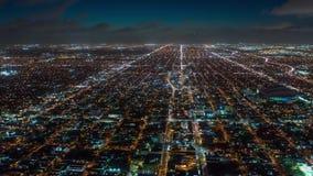 MIAMI, FLORIDA, USA - JANUAR 2019: Luftbrummenpanorama-Ansichtflug über Miami Overtown und wenigem Havana stock video footage