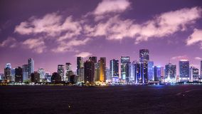 Miami, Florida stock video footage