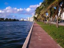 Miami in Florida USA Stock Image