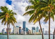 Miami, Florida, USA Royalty Free Stock Images