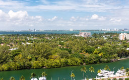 Miami florydy Obrazy Royalty Free