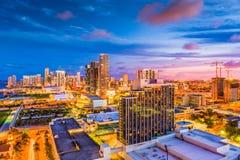 Miami florydy usa Obraz Stock
