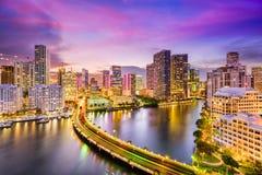 Miami florydy usa Zdjęcia Stock