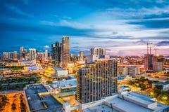 Miami florydy usa Zdjęcia Royalty Free