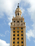 Miami Freedom Tower. Freedom Tower located in Miami, Cuban Culture Stock Photography