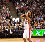 Miami Heat vs. Toronto Raptors Stock Image