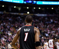 Miami Heat vs. Toronto Raptors Royalty Free Stock Image