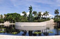 Miami Holocaust Memorial Royalty Free Stock Image