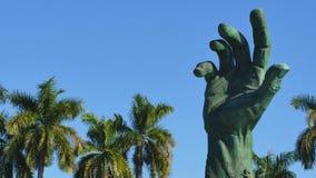 Miami Holocaust Memorial 4k stock footage