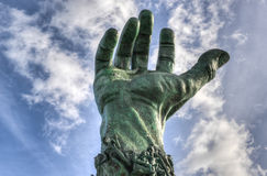 Miami Holocaust Memorial Royalty Free Stock Images
