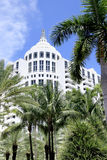 MIAMI HOTEL Royalty Free Stock Images