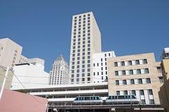 Miami-im Stadtzentrum gelegene Serie Lizenzfreie Stockbilder