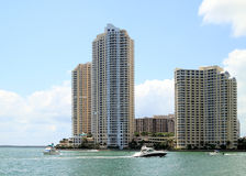 Miami inlet Stock Photography