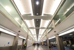 Miami International Airport. Modern architectural terminal in Miami International Airport in Miami, Florida Stock Photos