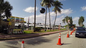 Miami International Boat Show Stock Image