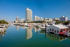 Miami International Boat Show Royalty Free Stock Photo