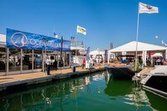 Miami International Boat Show Royalty Free Stock Photography