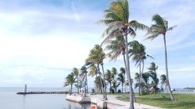 Miami key west stock image
