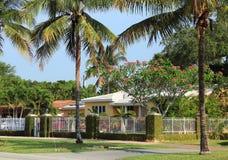 Miami - Koralowi szczyty Obrazy Royalty Free