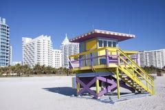 Miami la Florida Foto de archivo libre de regalías