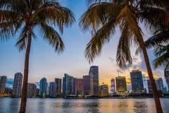 Miami la Florida Imagen de archivo