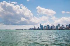 Miami la Florida Imágenes de archivo libres de regalías
