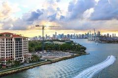 Miami, la Florida Fotos de archivo