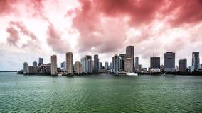 Miami, la Floride banque de vidéos