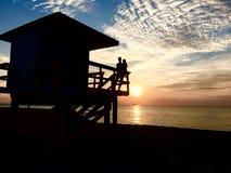 Miami, la Floride, Etats-Unis Image libre de droits