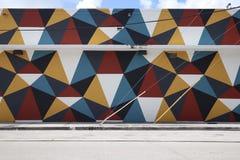 MIAMI, LA FLORIDE - 11 MAI 2019 : Murs Miami de Wynwood Wynwood est un voisinage ? Miami, la Floride connue pour son graffiti et  photos libres de droits