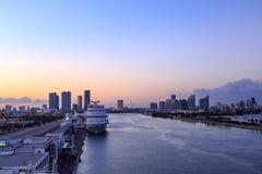 Miami, la Floride - 27 novembre 2016 : Carnaval v Photo libre de droits