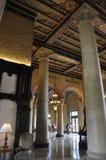 Miami, le 9 août : Intérieur d'hôtel Biltmore et de club national de Coral Gables de Miami en Floride Etats-Unis Image libre de droits