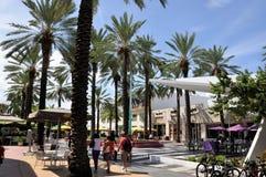Miami Lincoln Road Stock Photo