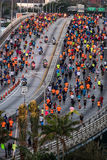 Miami Marathon 2016 Royalty Free Stock Photos