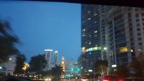 Miami nocy życie zdjęcia royalty free