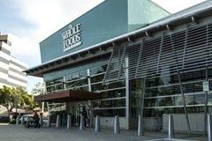 MIAMI NORTE, FL, EUA - 17 de junho de 2017: Supermercado do mercado de Whole Foods foto de stock royalty free