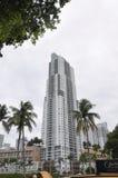 Miami plaża FL, Sierpień 09th: Art Deco Buduje od Miami plaży w Floryda Zdjęcie Royalty Free
