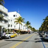 Miami plaża, Floride, usa Obraz Royalty Free