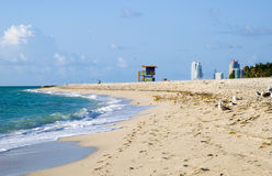 miami plażowi południe Obraz Stock