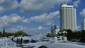 Miami plaży Międzynarodowy Łódkowaty przedstawienie zbiory wideo